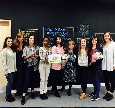 """Team Entrepreneurship students host """"Celebrating Female Entrepreneurs"""" event as part of International Women's Day"""