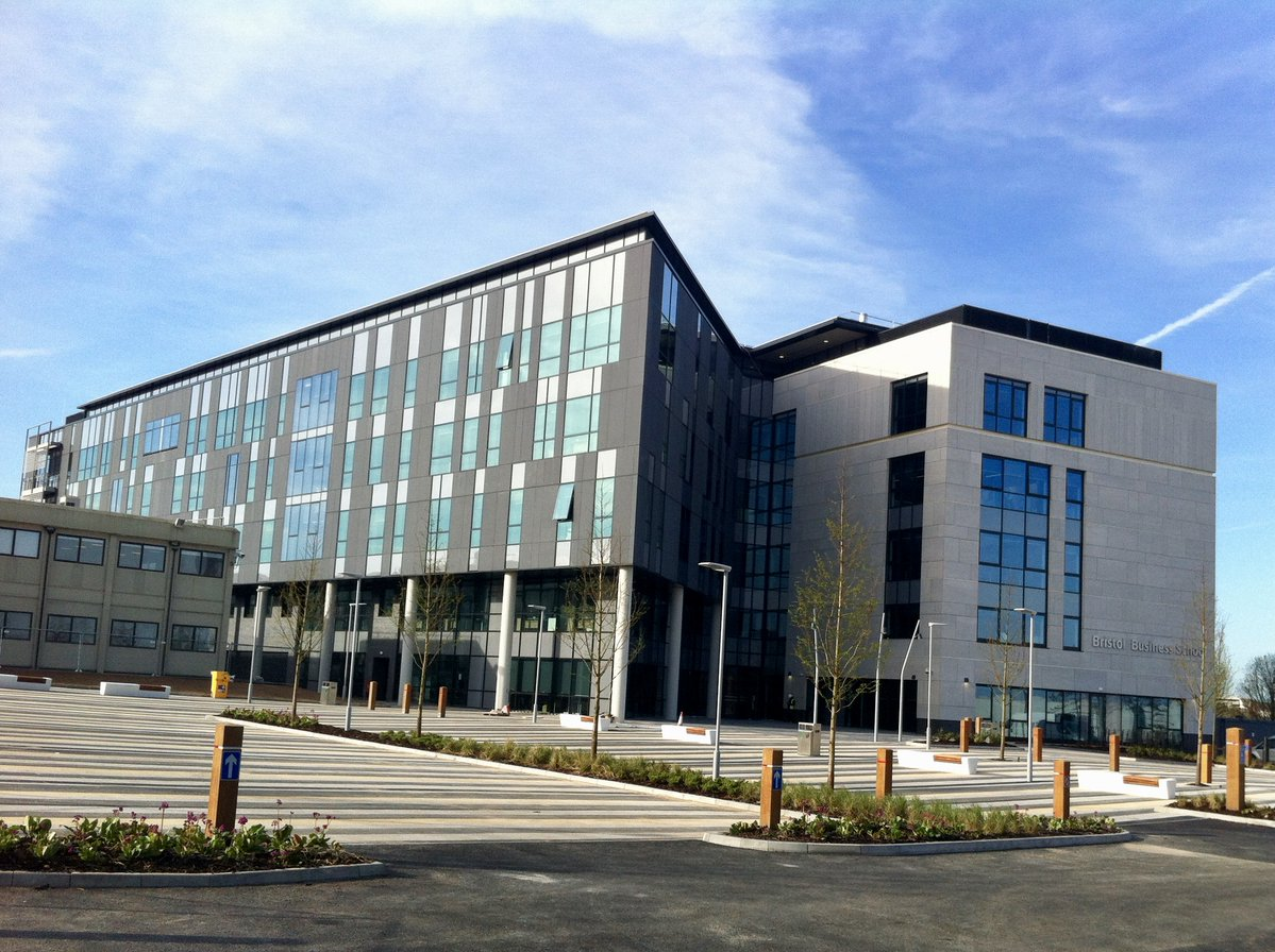 Alumni networking event at the new Bristol Business School – 31st May 2017