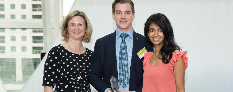 Team Entrepreneurship student wins TARGETjobs undergraduate student of the year award