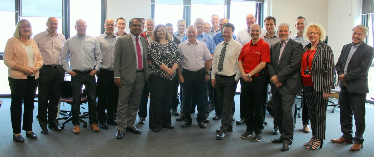 The Hire Association Europe and Event Hire Association work with UWE Bristol on developing an ILM Leadership and Management qualification for the industry