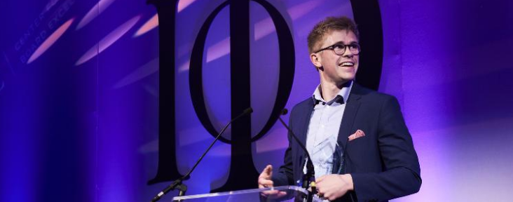 Institute of Directors' prize awarded to Bristol Business School student for second successive year