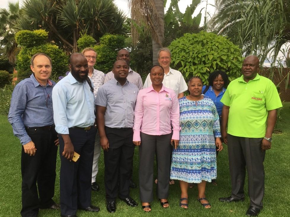 Organisation and Leadership Development for Malaria Elimination in Zimbabwe