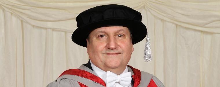 Journalist to receive honorary degree for contribution to business engagement