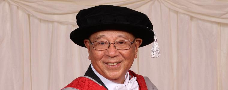 David Hong Tsung Lan to receive honorary degree for government role