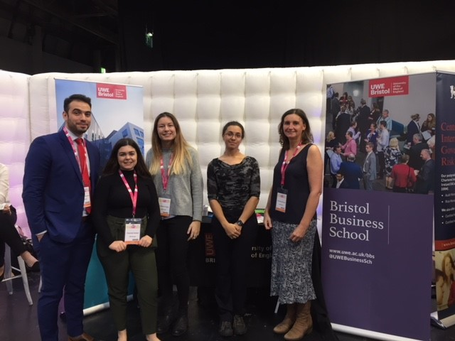 Bristol Business School at the Personal Finance Society Festival of Finance