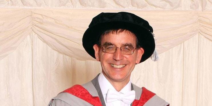 Honorary degree awarded to John Pullinger