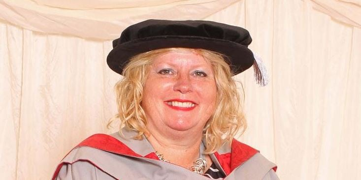 Honorary degree awarded to Vanessa Moon