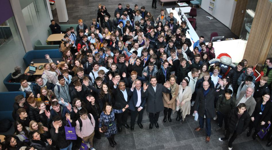 Bristol Business School host 6th form conference for the Lighthouse School Partnership