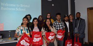 TBC nepal students group photo