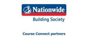 Nationwide building society course connect partnership