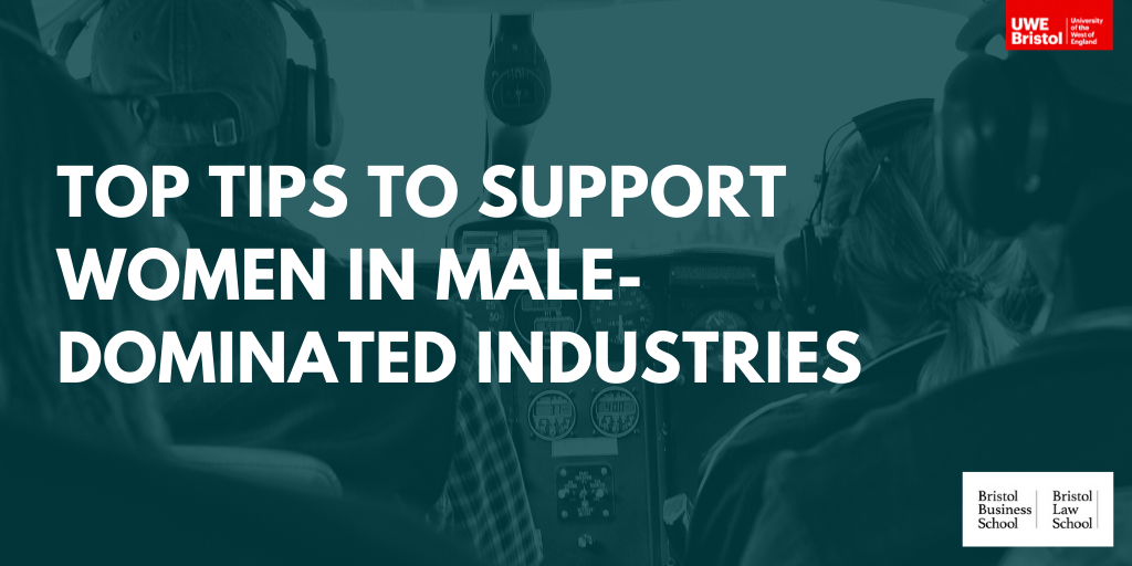 Supporting women in male-dominated industries: Stella Warren