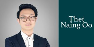 Thet Naing Oo headshot