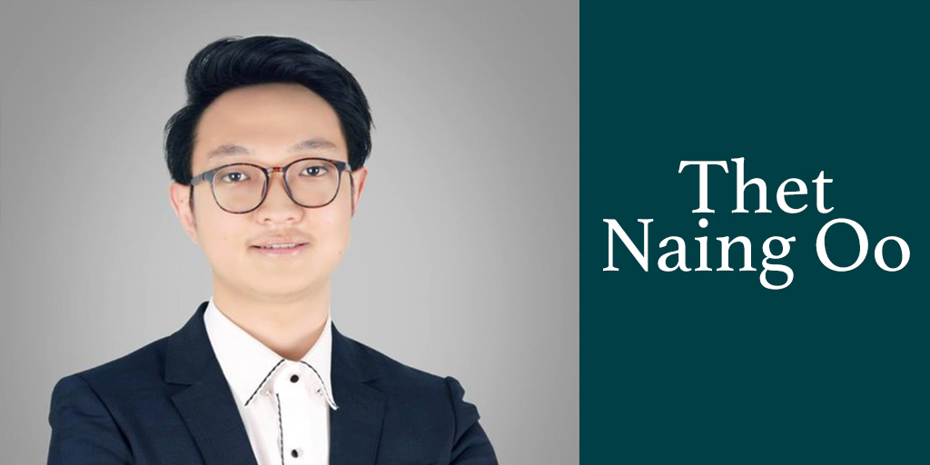 Case study: Thet Naing Oo, BA(Hons) Business Management (top-up)