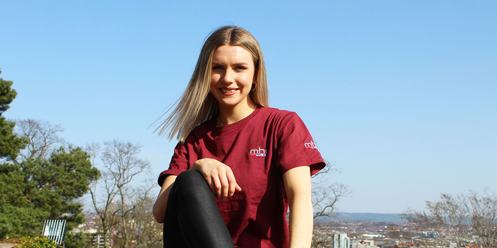 Sophie's placement journey at MHI