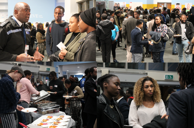 BME networking event for Business and Law students