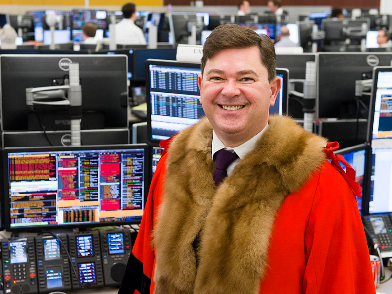 UWE Bristol Law alumnus Tim Hailes elected Sheriff of the City and Corporation of London