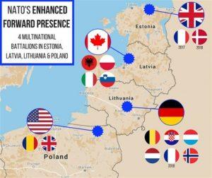 NATOs enhanced forward presence