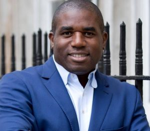 Picture of David Lammy