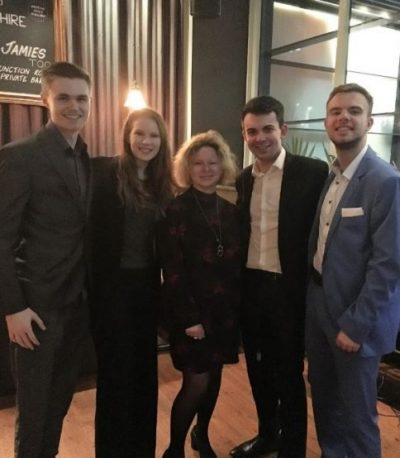 UWE Law students win big at two national mediation competitions