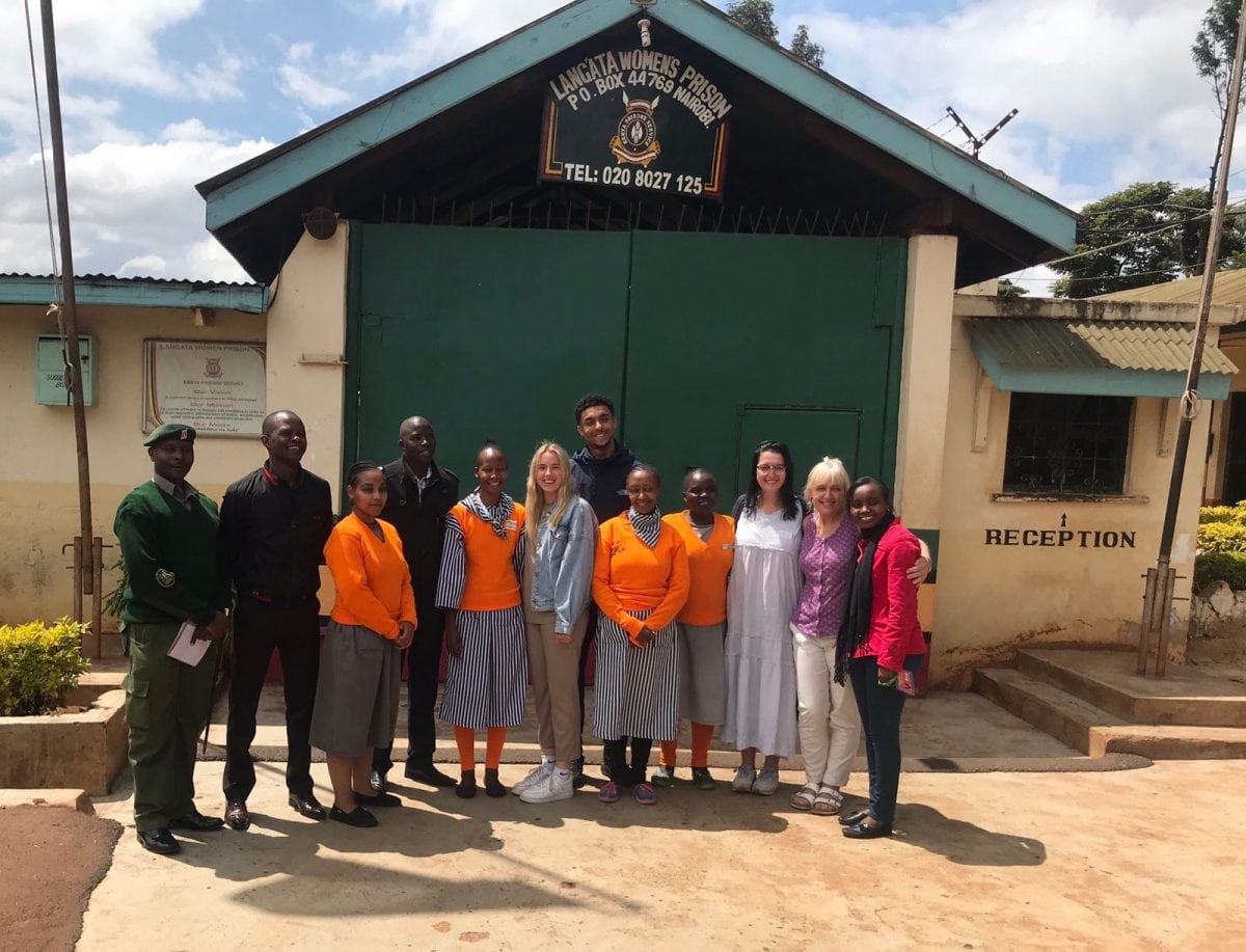 PRO BONO: African Prisons Project – Life-changing experiences
