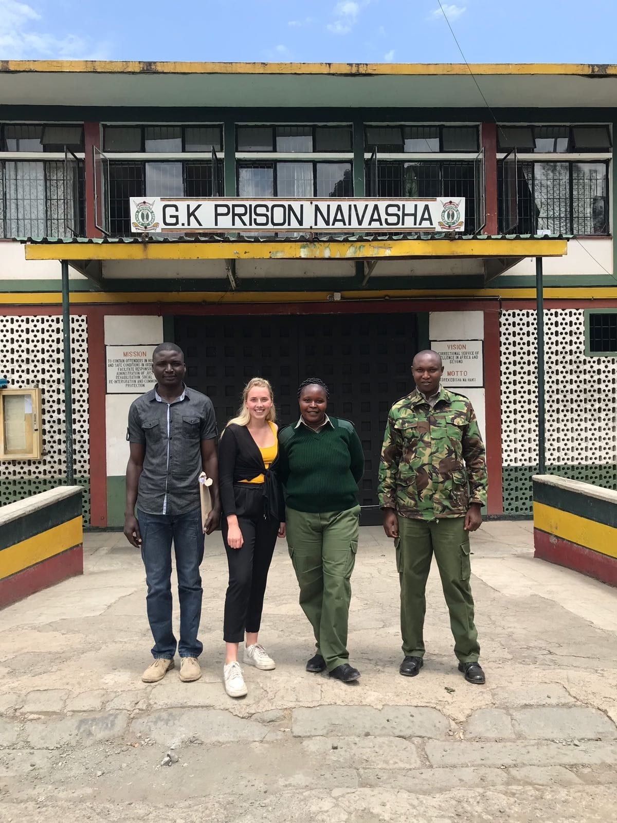 Pro bono: Further reflections on the African Prisons Project experience
