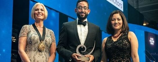 Bristol Law School graduate named Human Rights Lawyer of the Year
