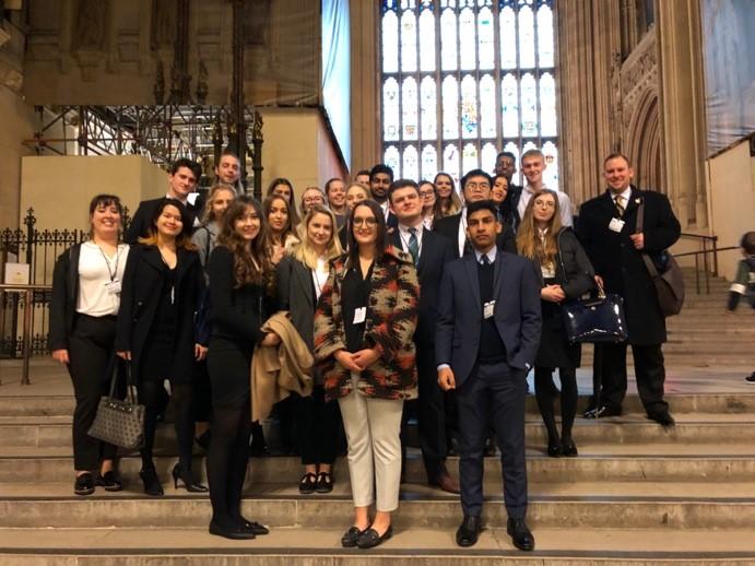 UWE Law Society London Trip 2019