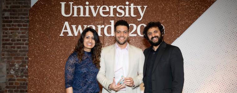 UWE Bristol wins Guardian Award for Equity Programme