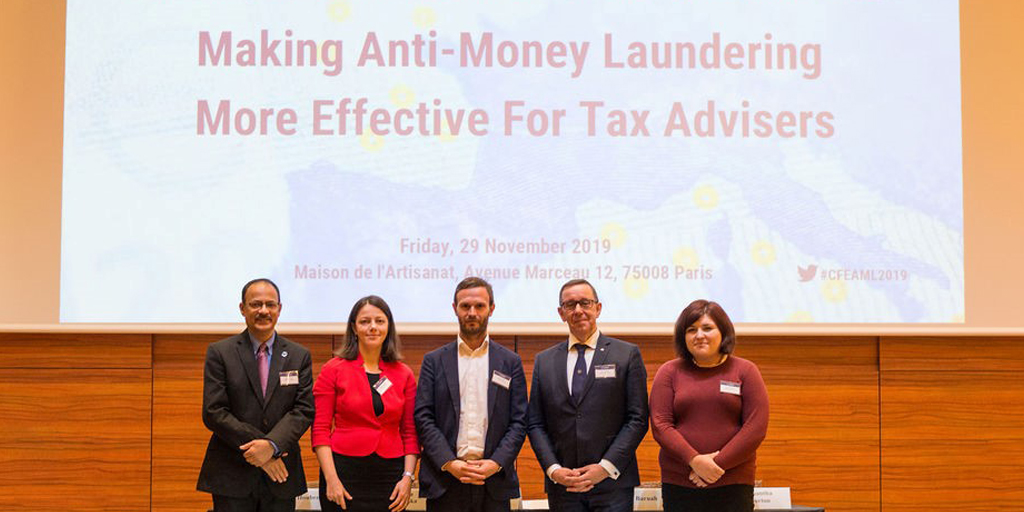 Making anti-money laundering more effective for tax advisers