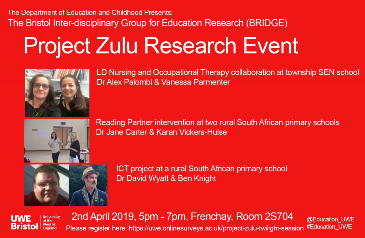 Project Zulu Research Seminar