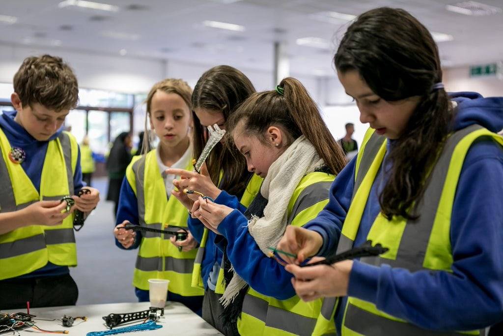 Children as Engineers shortlisted for STEM Inspiration Awards