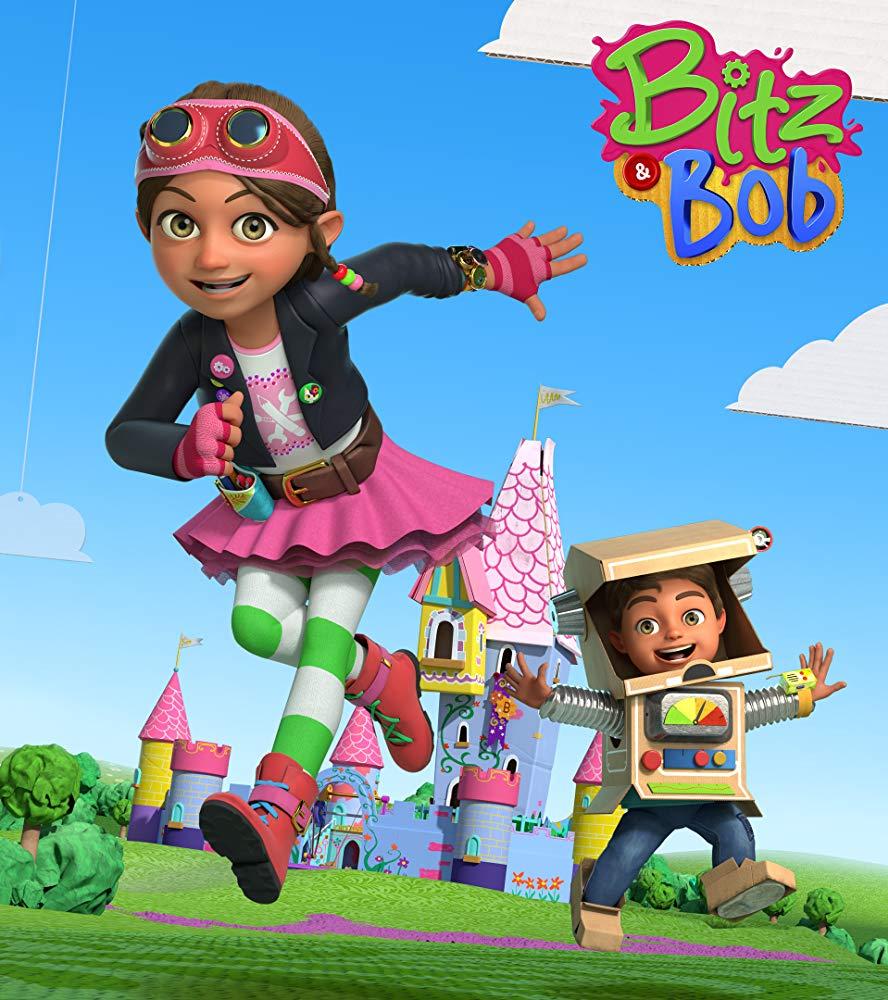 Early Years Engineering with CBeebies stars Bitz & Bob!