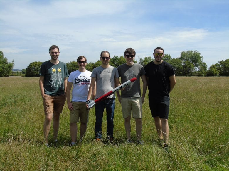 High altitude balloons, 3D printed rockets and a national award