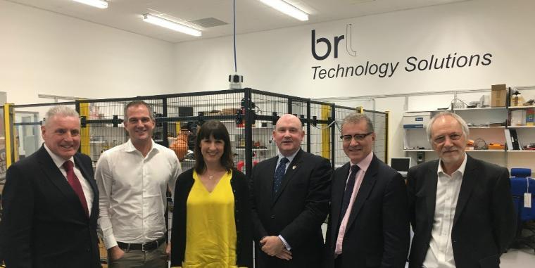 Bristol Robotics Laboratory hosts Commons select committee