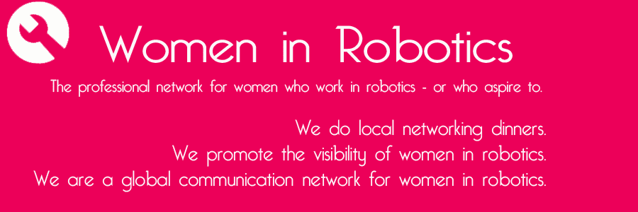 Women in Robotics Bristol meet up 8 November