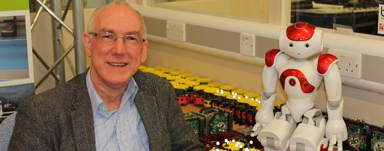 Bristol Robotics Laboratory professor in Westminster to advise on AI and automated vehicles