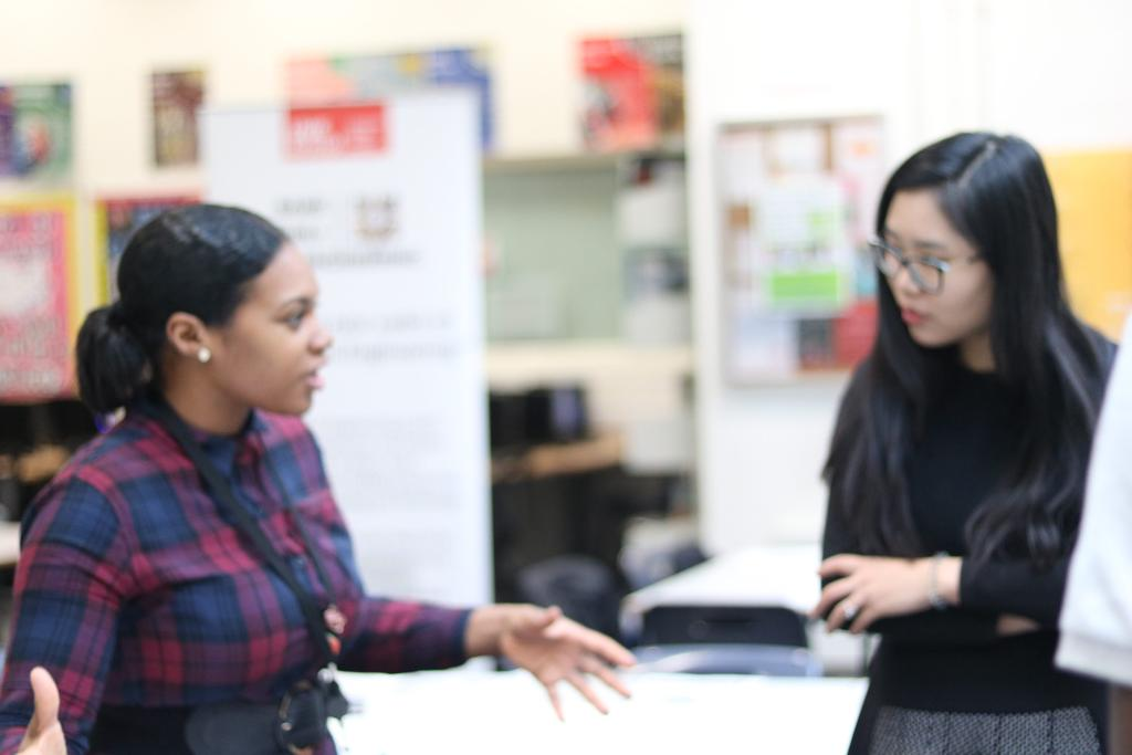 BAME girls in engineering launches with great success