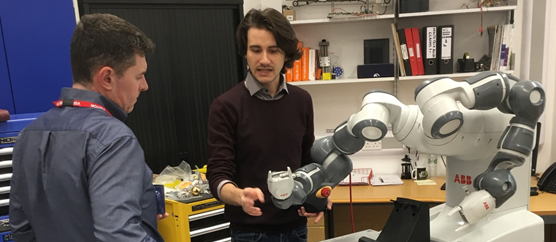 Robotics Workshop for Businesses