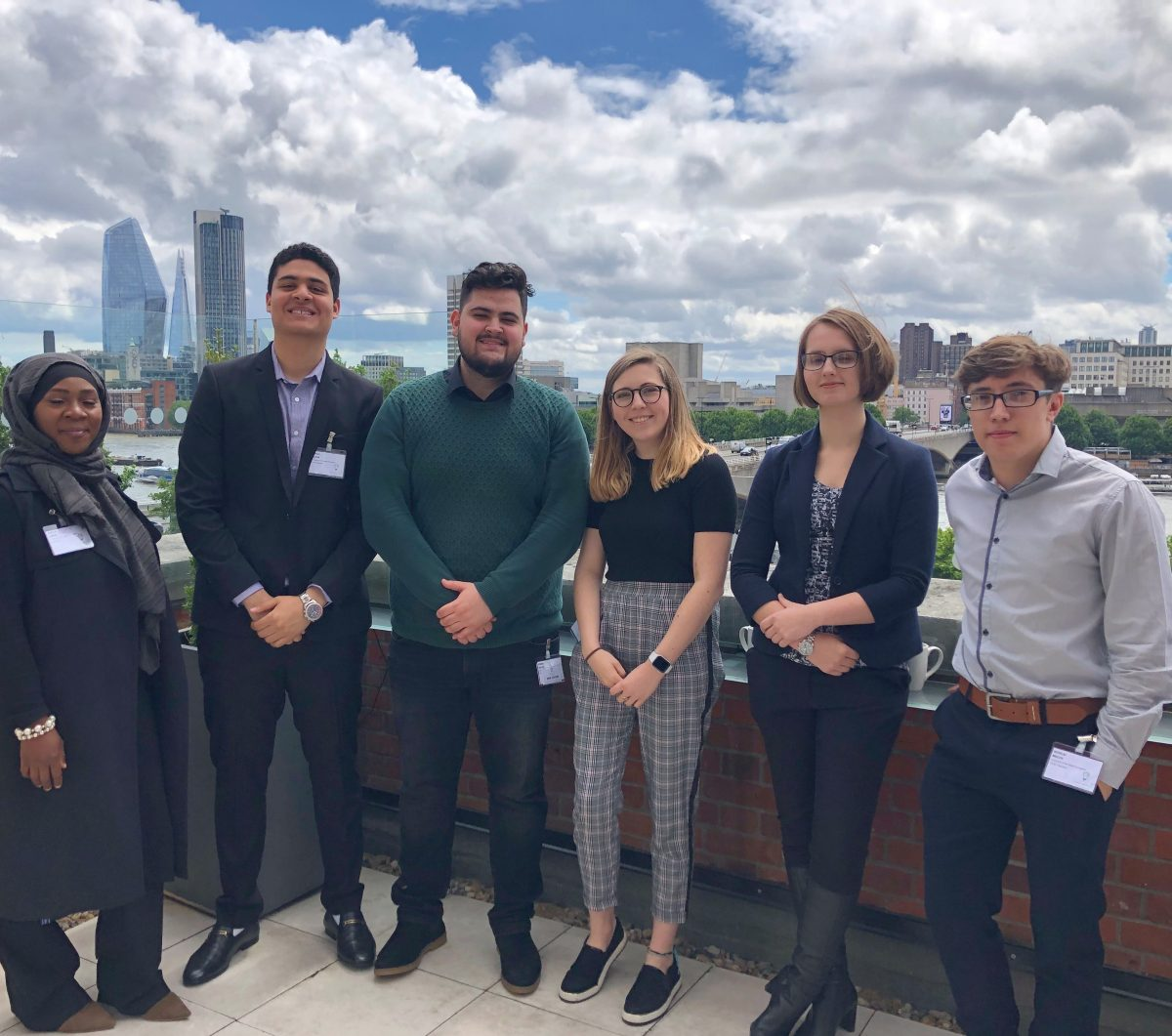 UWE student team semi-finalists in EWB-UK Design Challenge