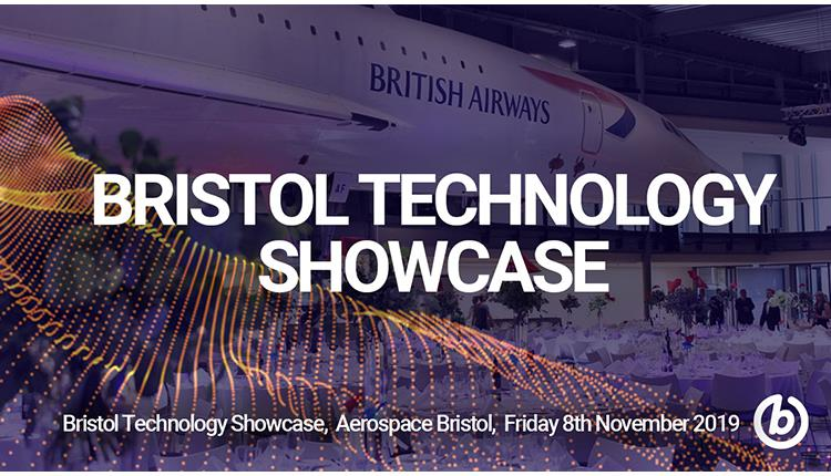 Bristol Technology Showcase this Friday!