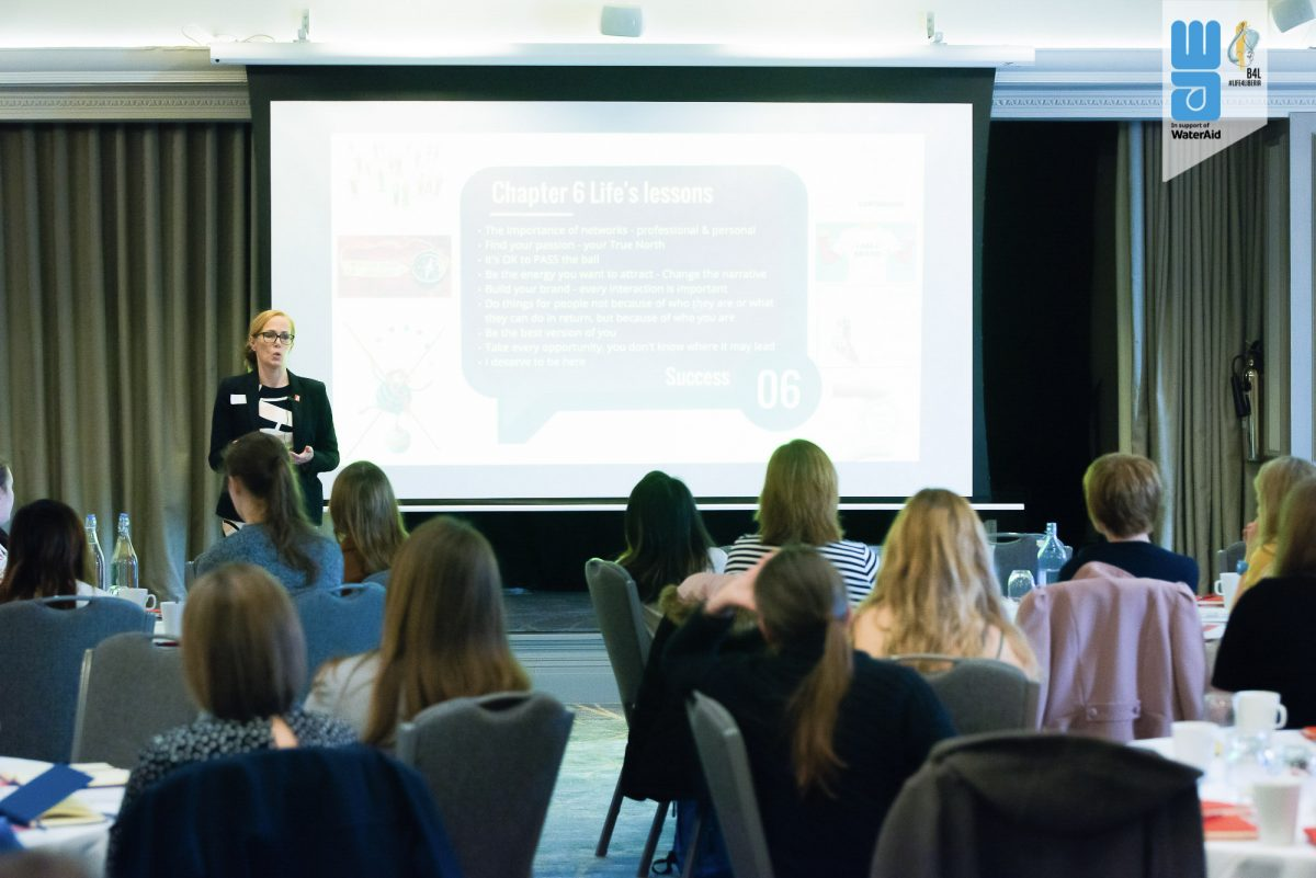 EDM's Lisa Brodie inspires at Women in Engineering Conference