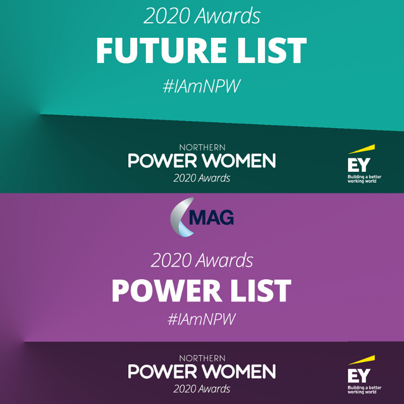 Alumni listed on 2020 Future List by Northern Power Women