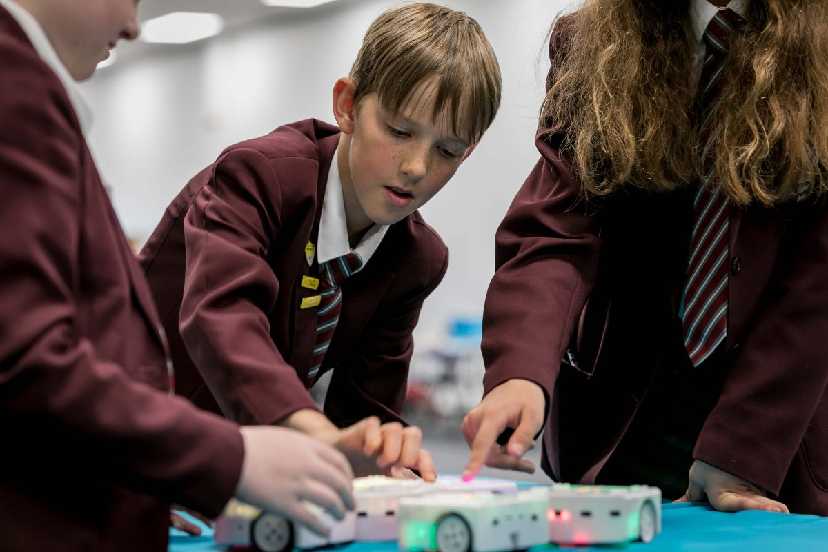 UWE leads on inspiring future digital engineers