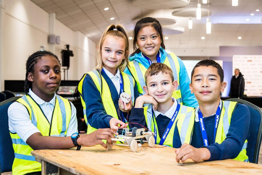 UWE Bristol teams up with Primary Engineer to inspire schools and pupils in the West of England.