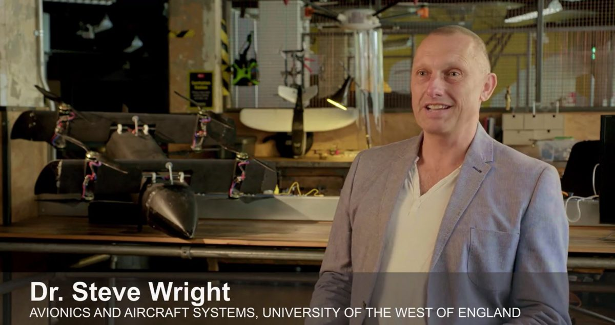 EDM Senior Research Fellow Steve Wright features in new documentary series: Engineering the Future