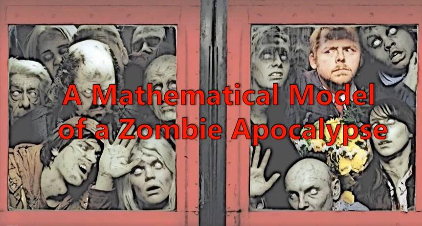 A Mathematical Model of a Zombie Apocalypse