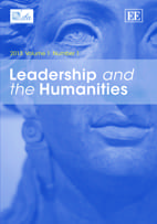 Launch Issue: Leadership and Humanities