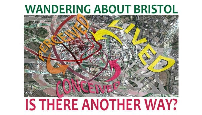 Festival of Nature: a wander in Bristol on Monday, 12th June at 12 noon…