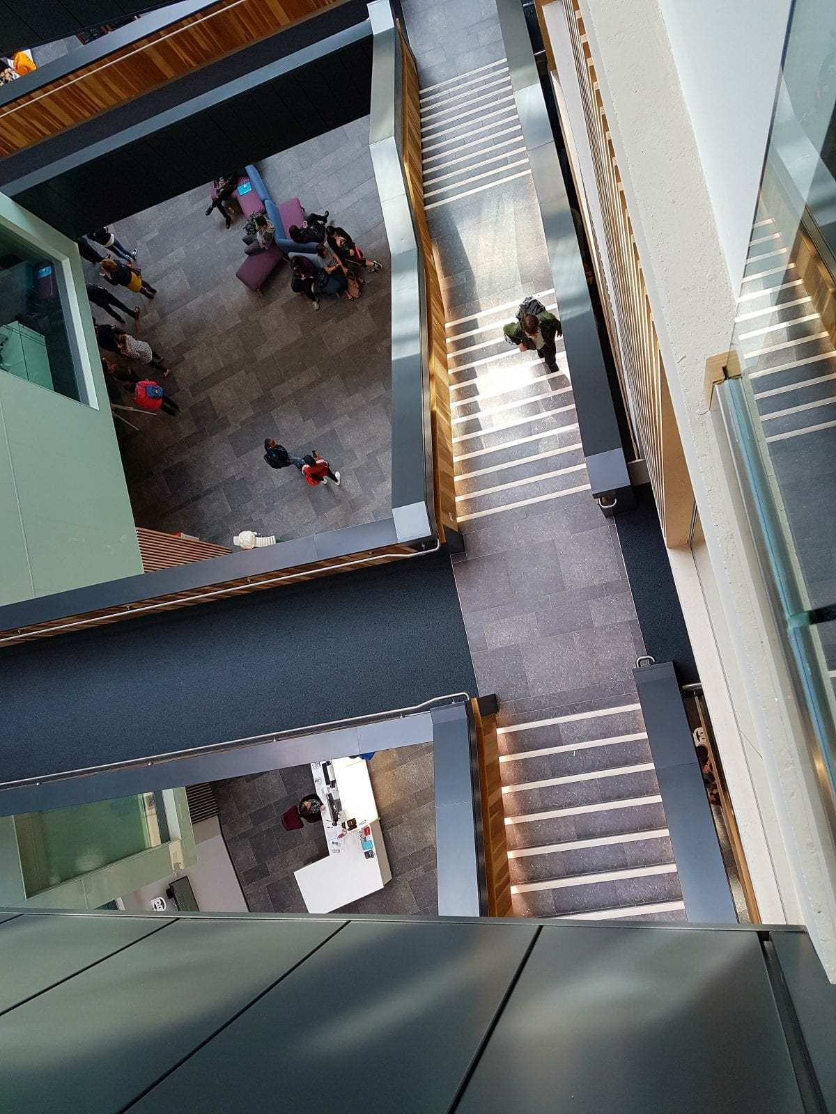 #myUWEBBSview …a new collaborative research project with ISG, Stride Treglown and Bristol Business School, UWE.