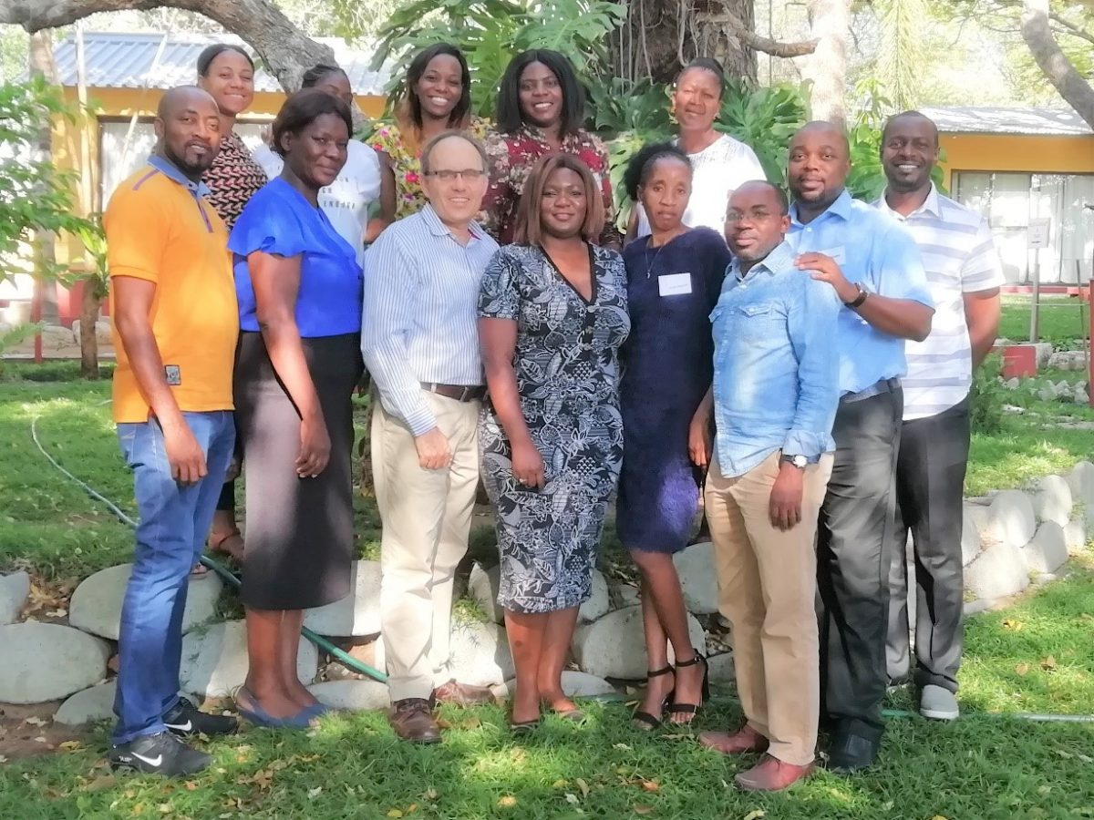 Fighting Malaria in Namibia: A New Cohort of Students Enroll in FBL's Postgraduate Certificate in Professional Practice in Change Leadership